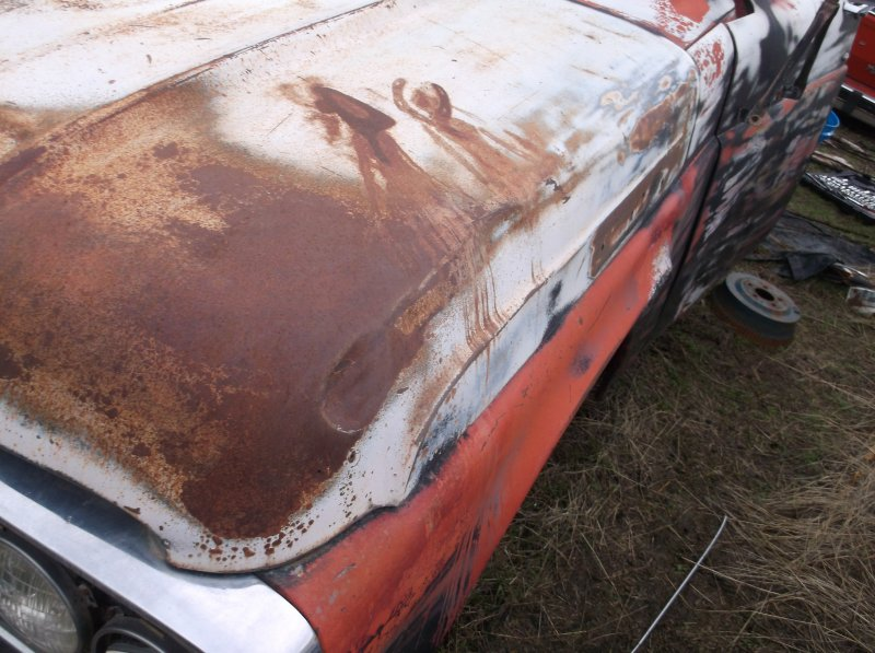 Ford Or Chevy >> 1957 to 1960 Ford F100 Parts Pickup