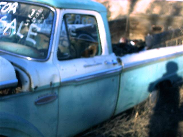 1964 To 1966 Ford Pickup Parts