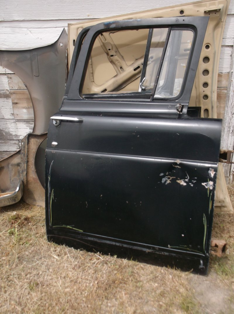 58 ford door pass