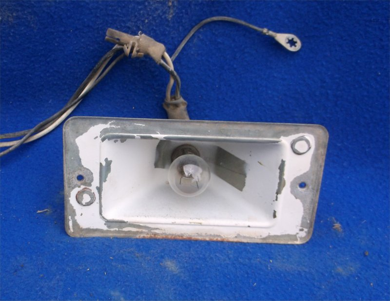 68 ford van turn signal housing